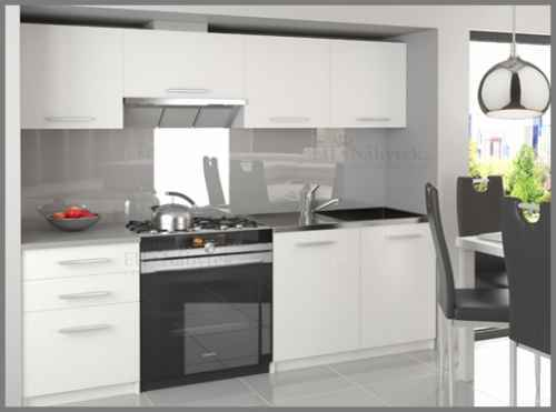 Kuchyňská linka NICCO 180 bílá
