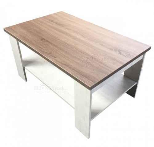 Konferenční stolek NEWADA northland / dub sonoma trufla