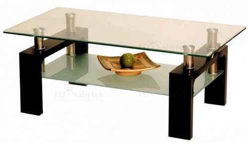 Konferenční stolek ANTON černá
