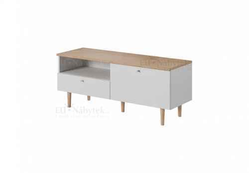 RTV stolek LABELI 120 buk pískový