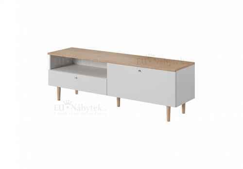 RTV stolek LABELI 150 buk pískový