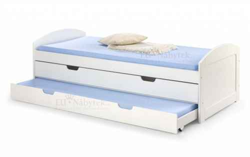Dětská postel LAGUNA 2 bílá