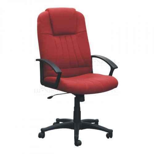 Kancelářské křeslo, červená, TC3-7741 NEW