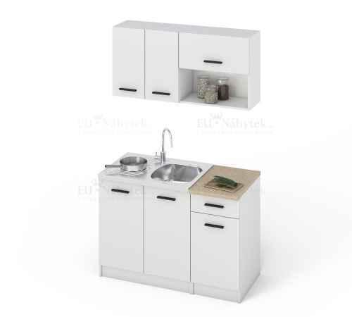 Kuchyňská linka NIVEA 120 bílá