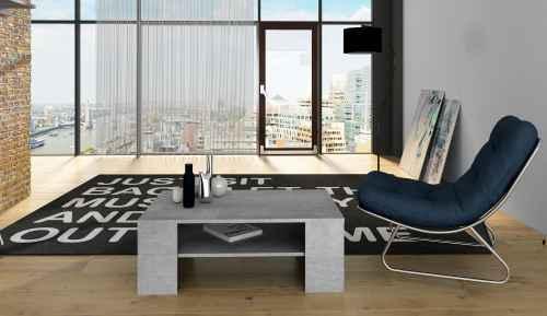 Konferenční stolek EMANUEL beton