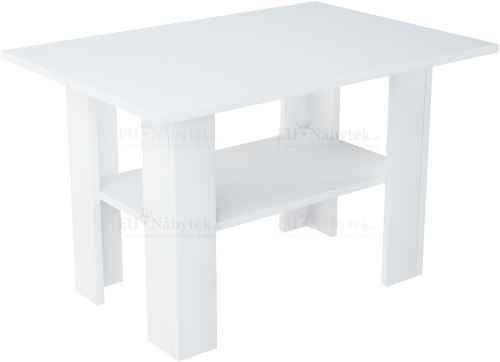 Konferenční stolek DORISA bílá