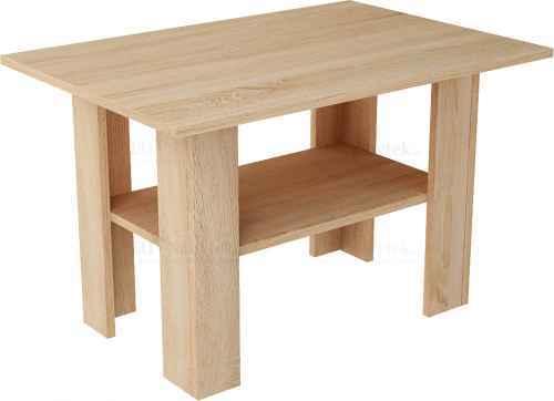Konferenční stolek DORISA dub sonoma