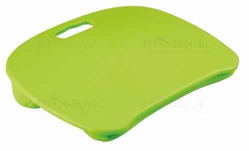 B28 podstawka pod laptopa kolor: zielony  (1p=10szt)