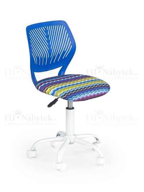 Dětská židle BALI modrá