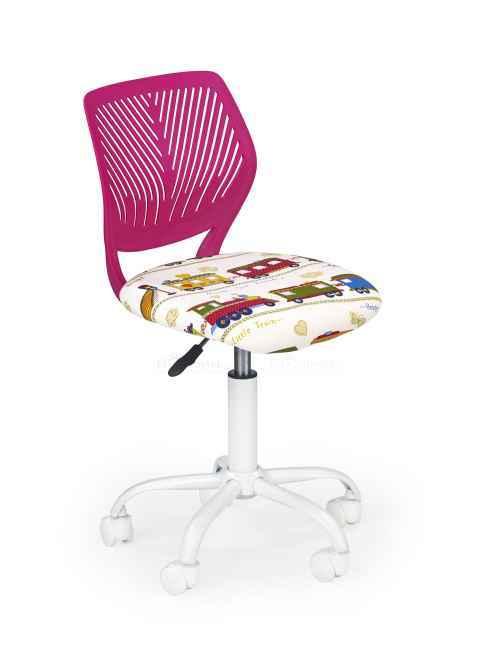 Dětská židle BALI růžová