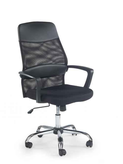 Kancelářská židle CARBON černá
