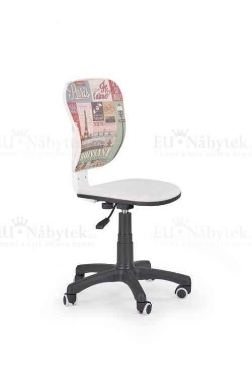 Dětská židle FLYER obrázek paris