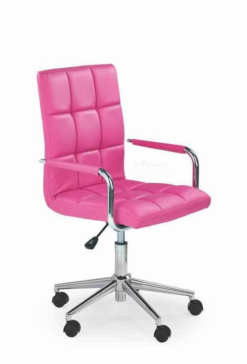 Kancelářská židle GONZO 2 růžová