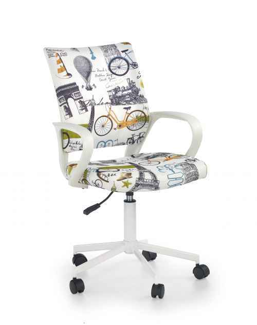 Židle IBIS PARIS vícebarevná