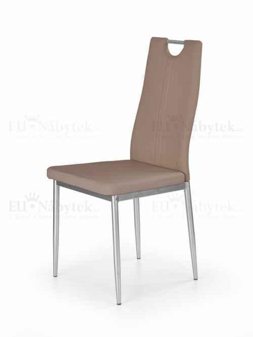 Jídelní židle K202 cappucino