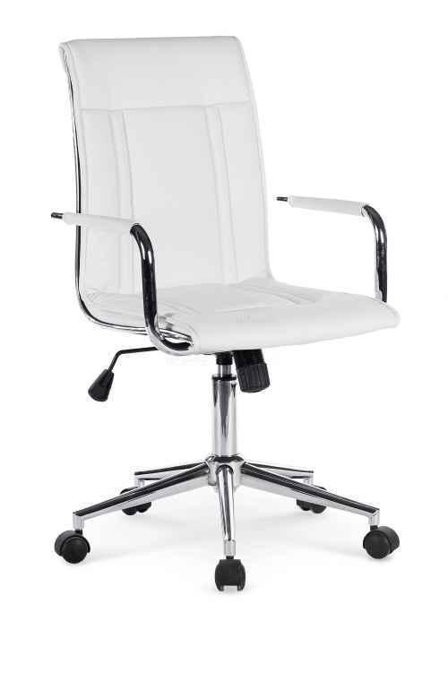 Kancelářská židle PORTO 2 bílá