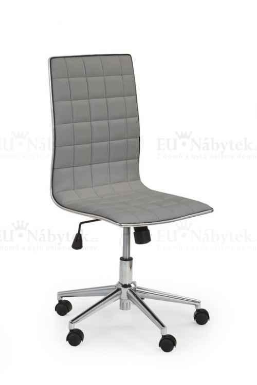 Kancelářská židle TIROL šedá