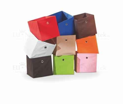 Úložný box WINNY hnědý
