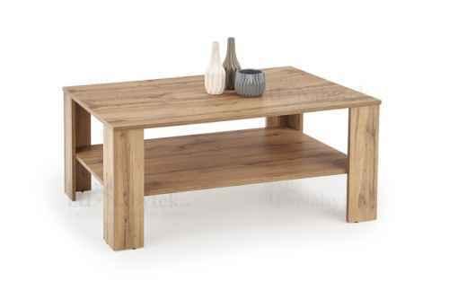 Konferenční stolek KWIDO dub san remo