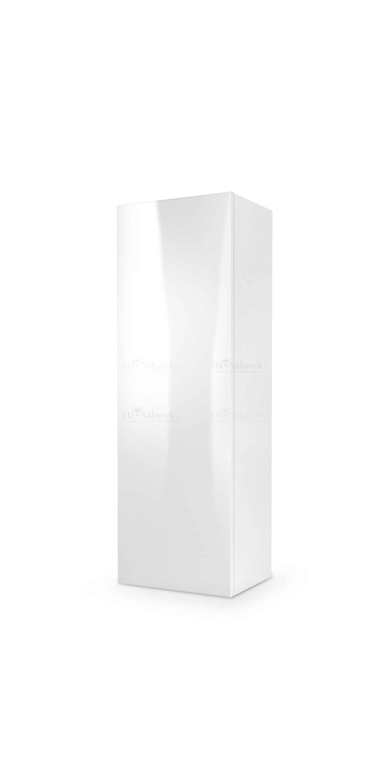 Závěsná skříňka LIVO S120 bílá lesk