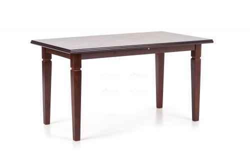 Jídelní stůl MARCIUS rozkládací tmavý ořech