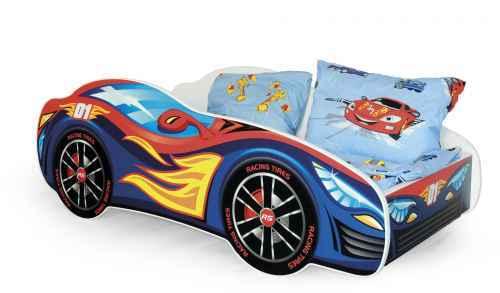 Dětská postel SPEED vícebarevná pro kluky