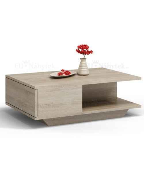 Konferenční stolek DENIS dub sonoma