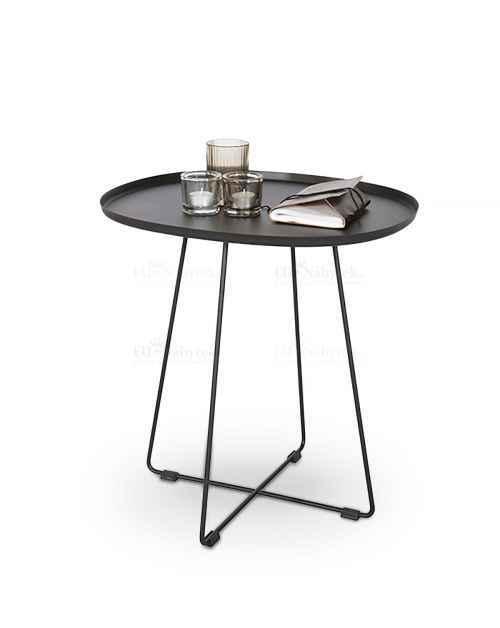 Konferenční stolek TINA černá
