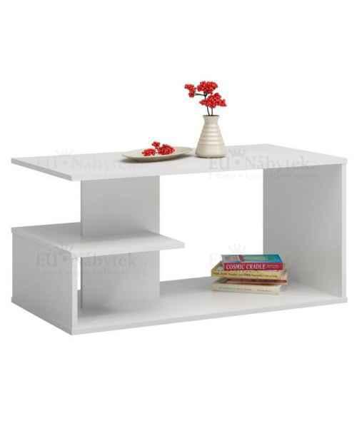 Konferenční stolek DANNY bílá