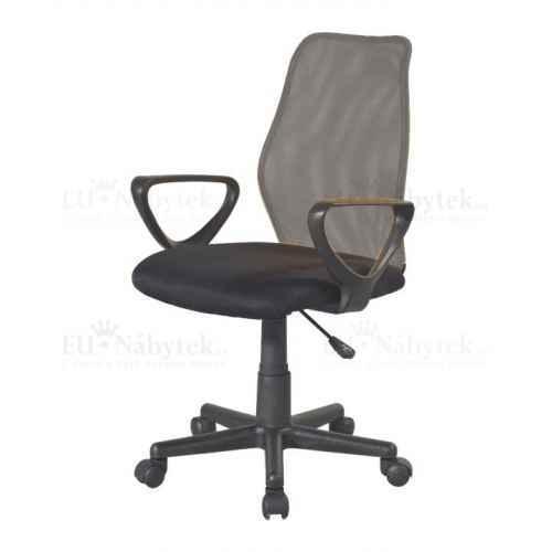 Kancelářská židle, šedá, BST 2010 NEW