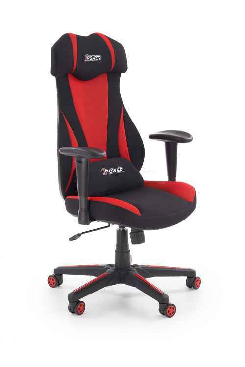 Kancelářská židle ABART černá/červená
