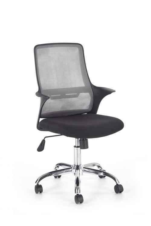 Kancelářská židle AGEN šedá/černá