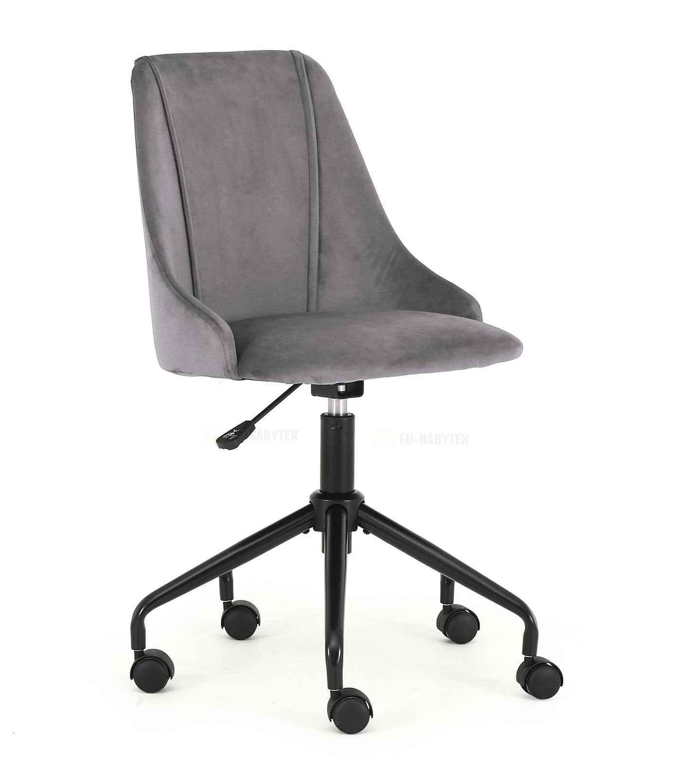 Kancelářská židle BREAK tmavě šedá