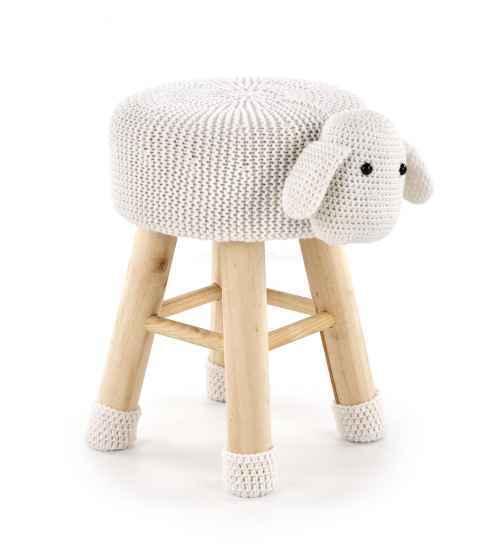 Taburetka dětská DOLLY 2 ovce