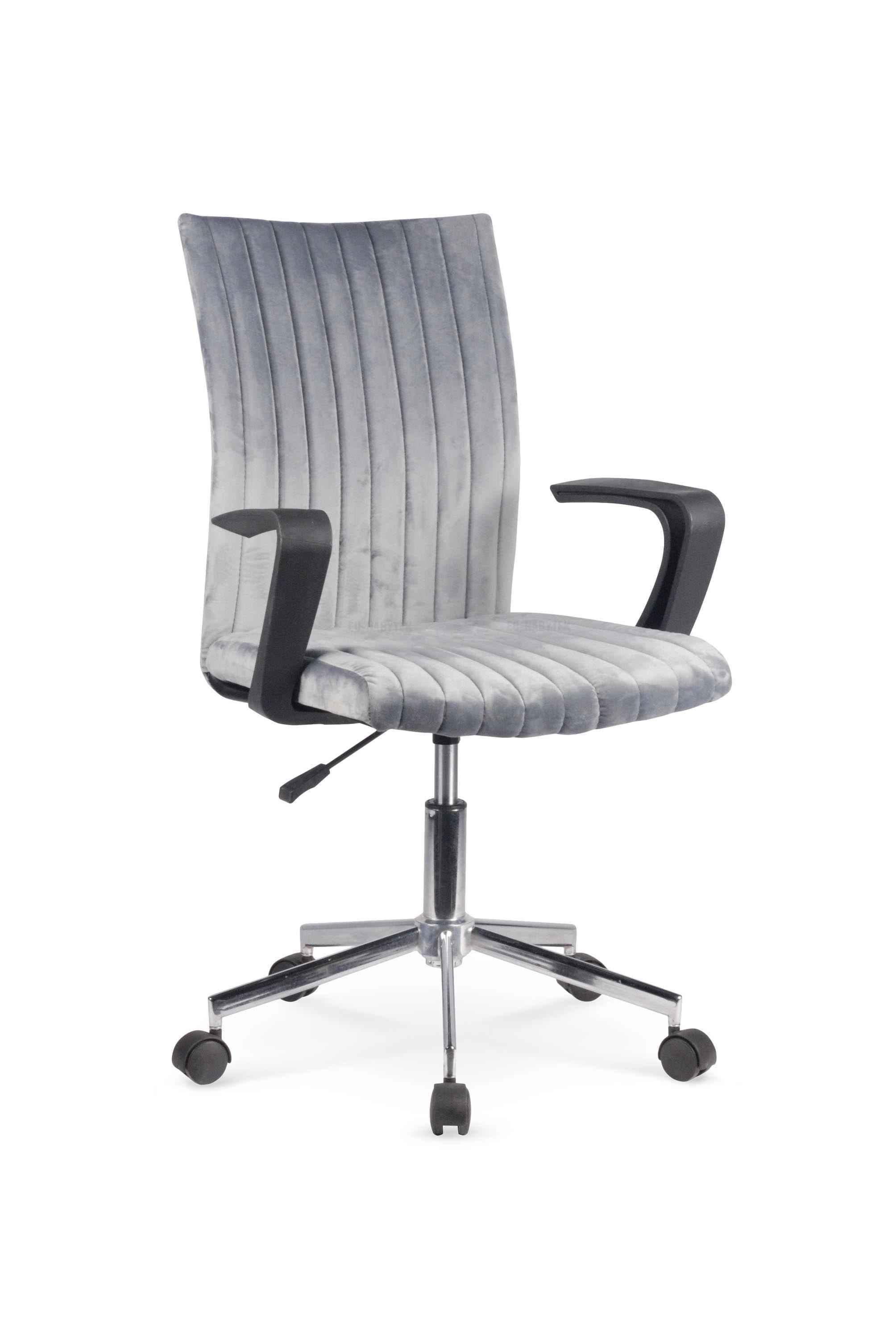 Kancelářská židle DORAL tmavě šedá