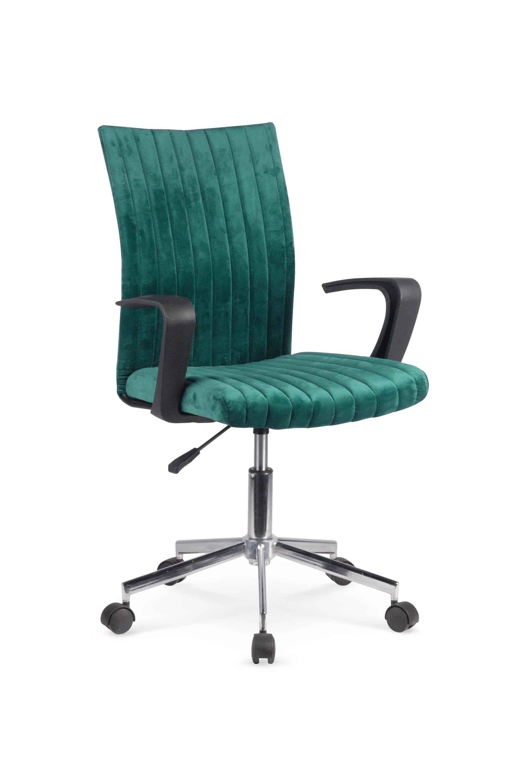 Kancelářská židle DORAL zelená