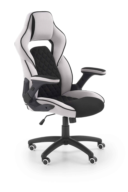 Kancelářská židle SONIC  černá/šedá