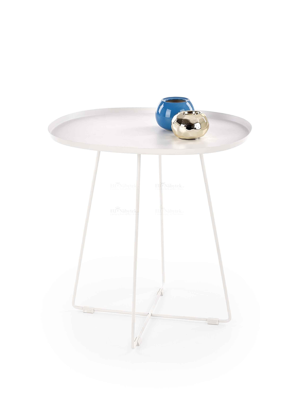 Konferenční stolek TINA bílá