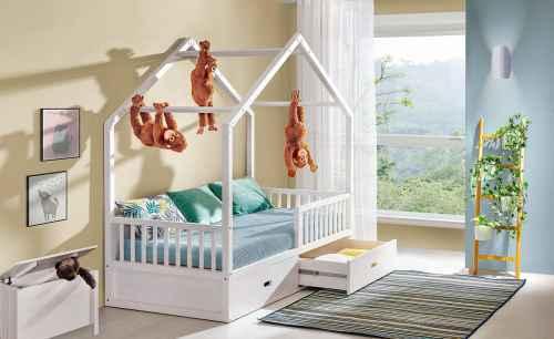 Dětská postel VIKTORKA výběr barev