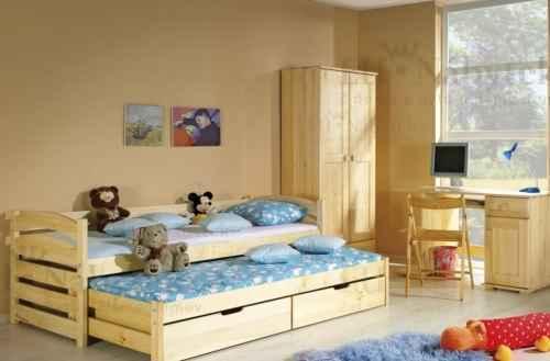Dětská postel TOLSTAR výběr barev