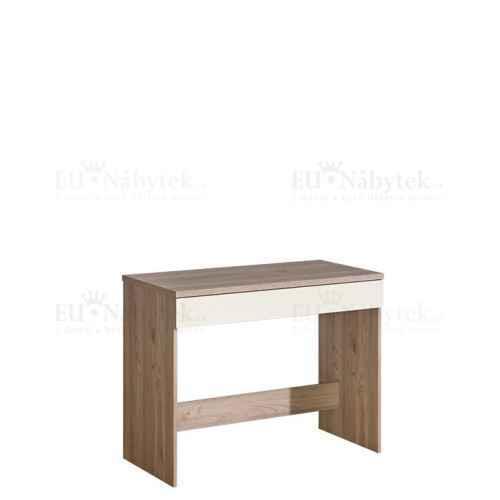 Stůl VARTA dub nelson / magnolia perla lesk