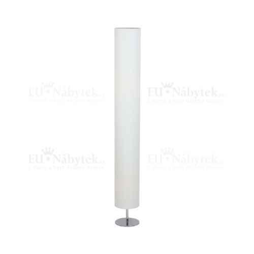Stojací lampa, bílá QENNY 21