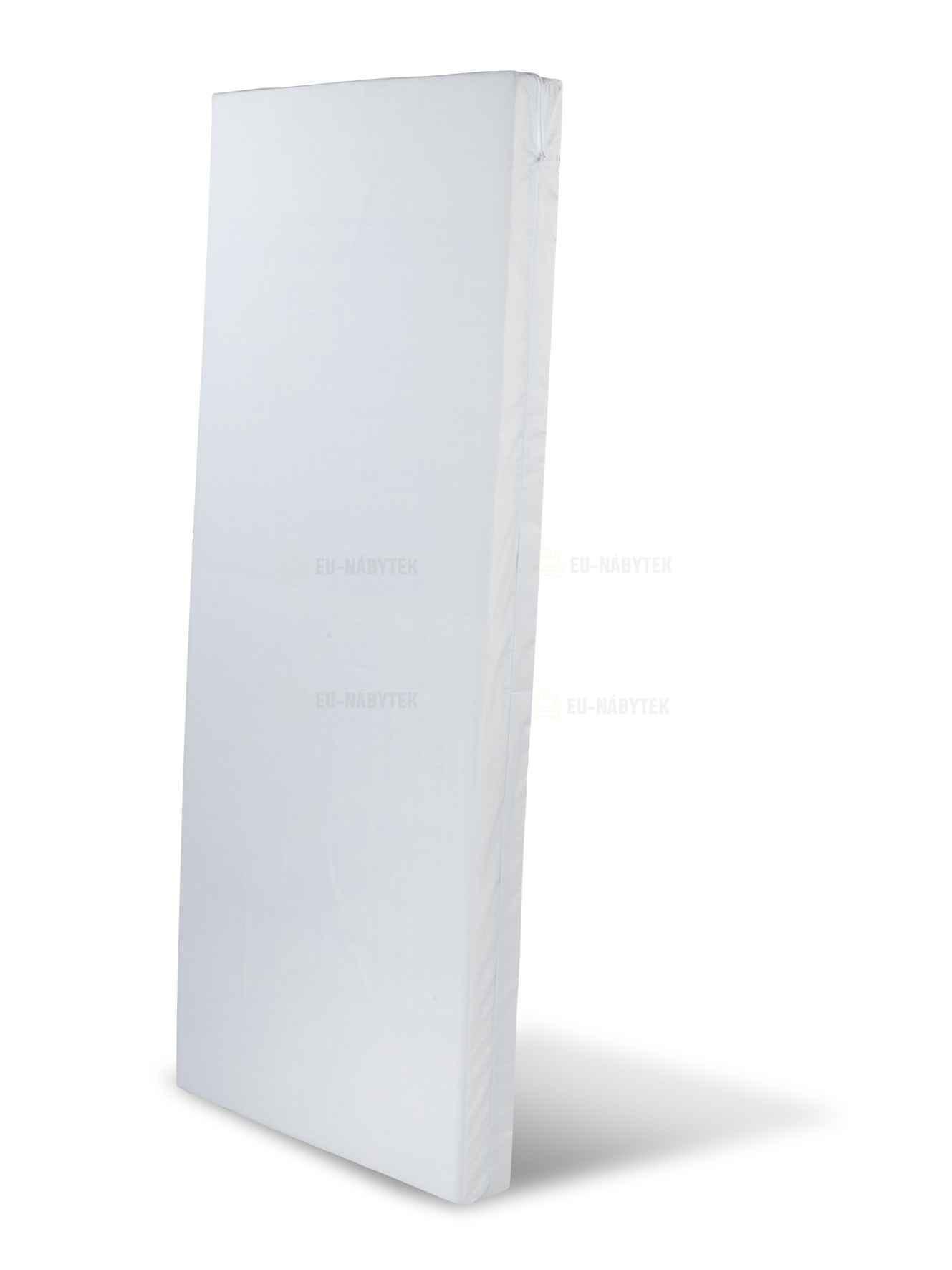 Matrace TURIN 160x80x9 cm - bílá