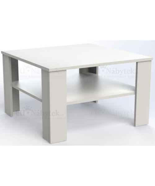 Konferenční stolek TINKA mini bílá