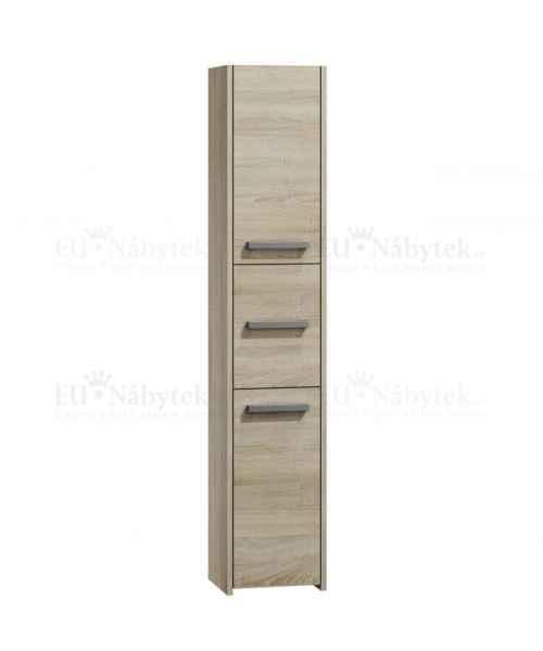 Koupelnová skříňka DANY 33 dub sonoma