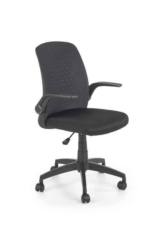 Kancelářská židle SECRET černá