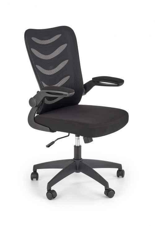 Kancelářská židle LOVREN černá / černá