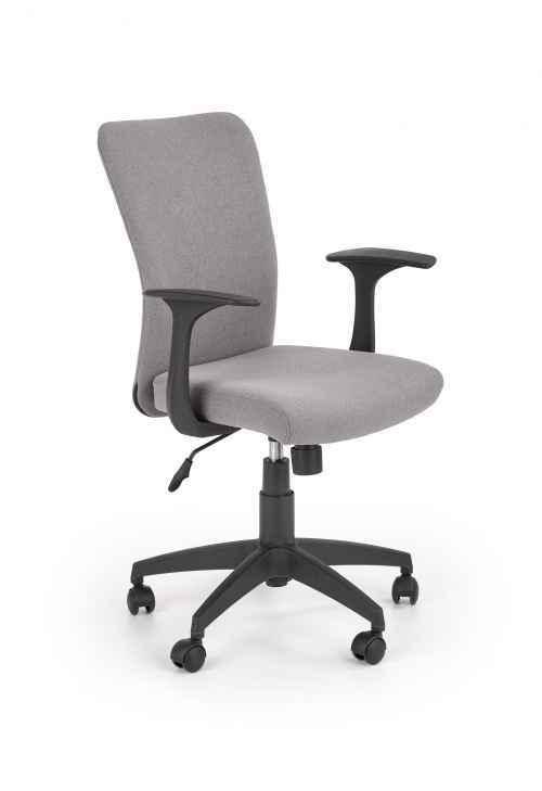 Dětská židle NODY šedá