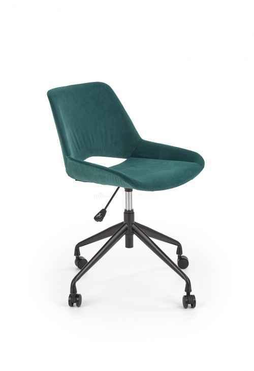 Dětská židle SCORPIO tmavě zelená