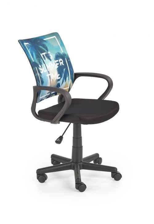 Kancelářská židle HANOI vícebarevná